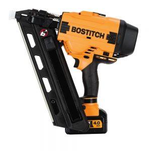 BOSTITCH BCF30P1 20V MAX cordless Framing Nailer Kit