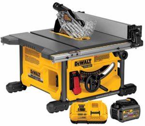 DEWALT DCS7485T1 FLEXVOLT 60V MAX Table Saw Kit