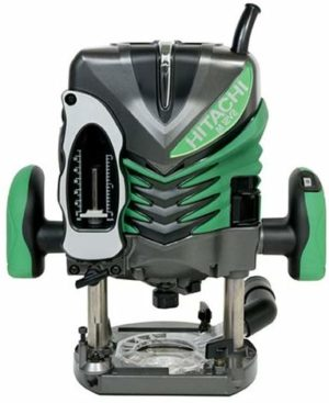 Hitachi M12V2 HP Variable Speed Plunge Router