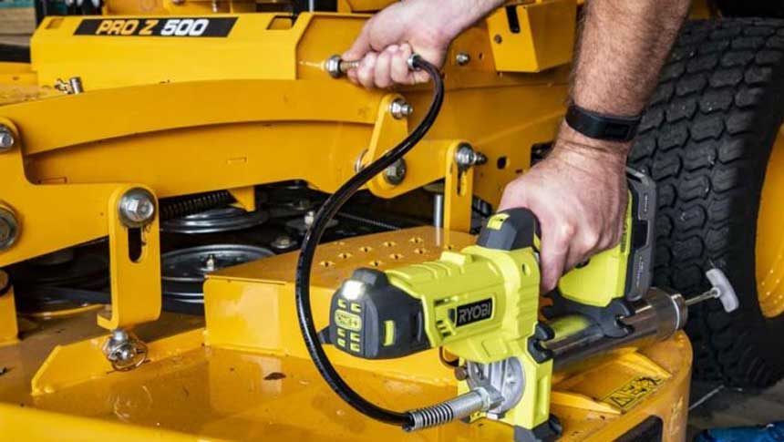 best cordless grease gun